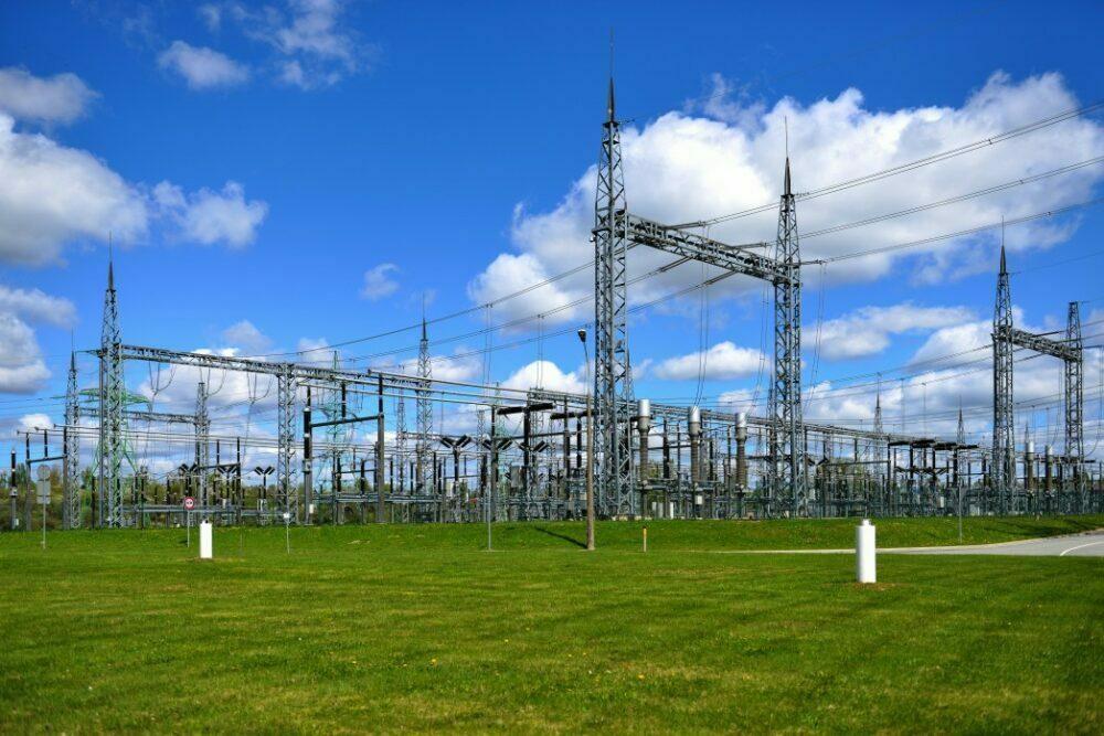 distribution d'énergie électrique